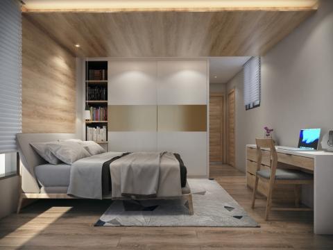 主臥室-001
